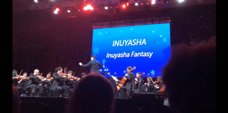 犬夜叉交响乐现场.Anime Boston 2018 Kaoru Wada Concert