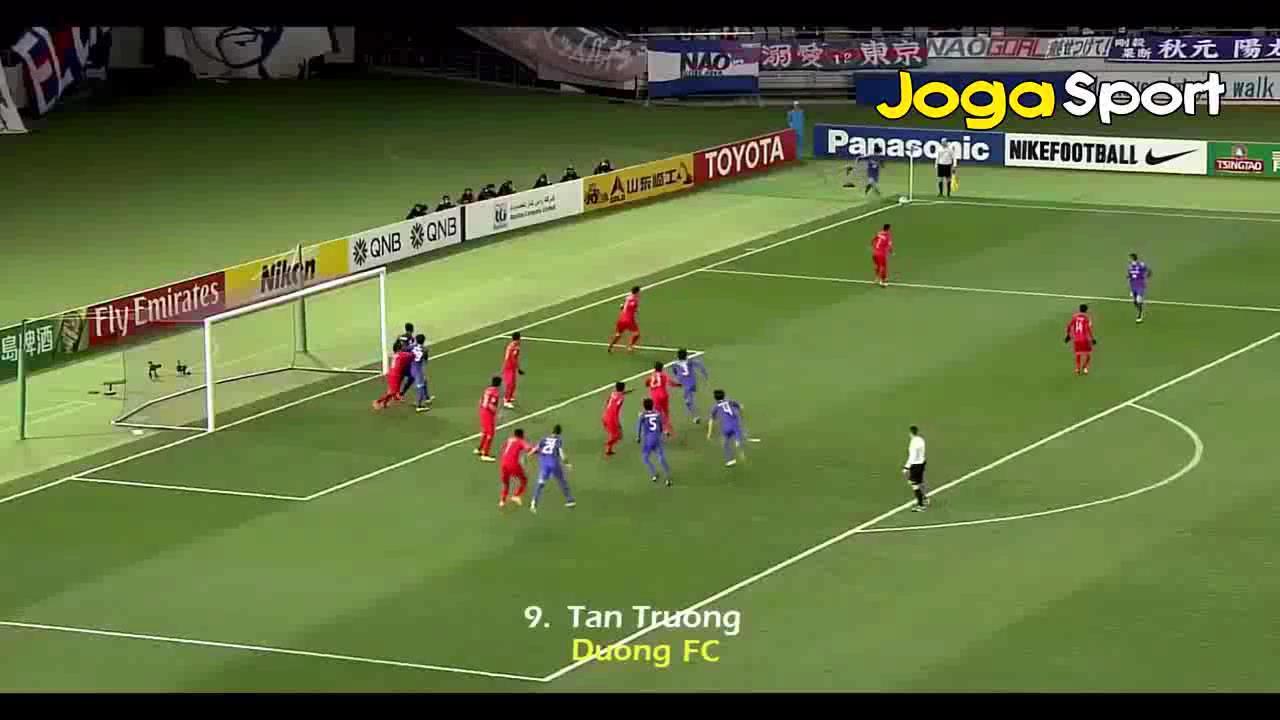 【足球】十年难遇的破门!足球史上10大最不可思议的进球