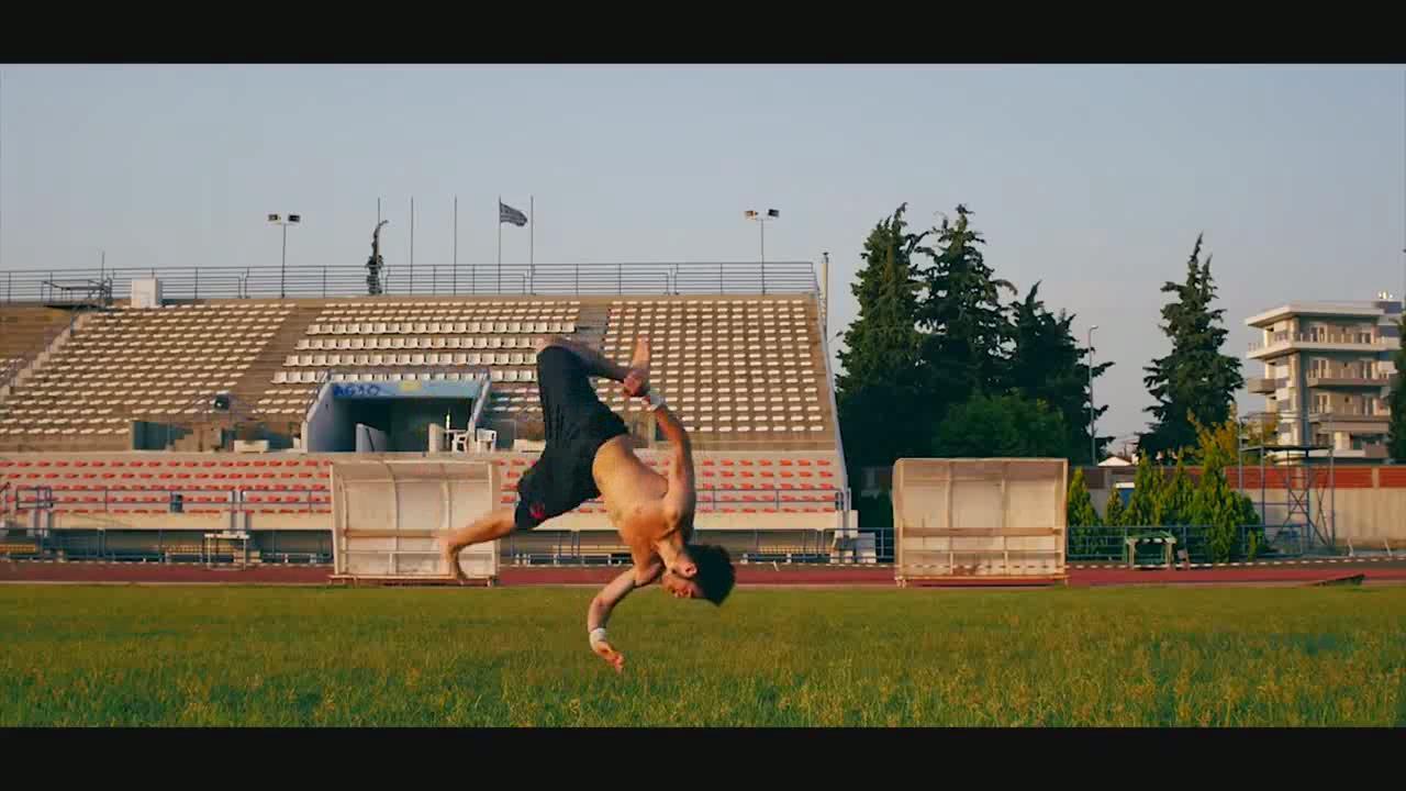 年度最佳跑酷视频2