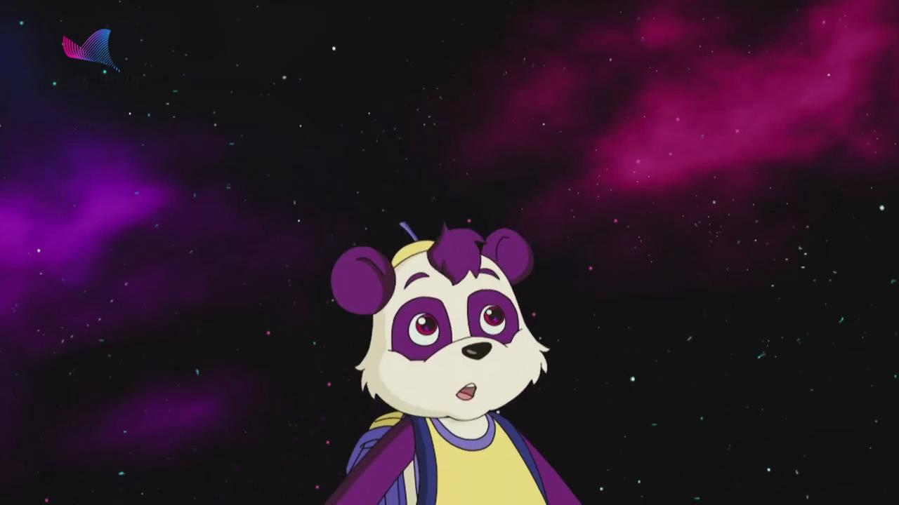 乐乐熊奇幻追踪 第9集 人类为什么要探索月球的奥秘
