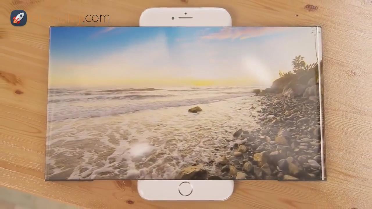 国外牛人自己设计的iPhone 9 视频