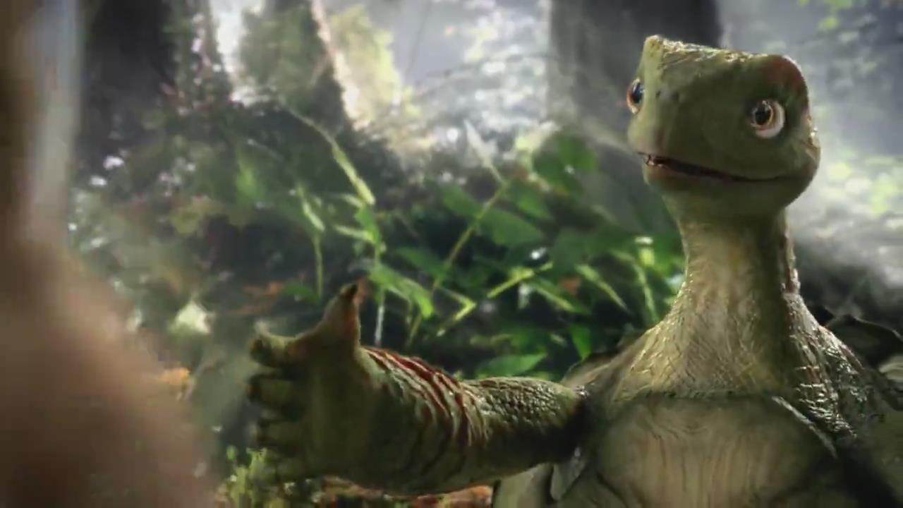 奔驰广告—新龟兔赛跑