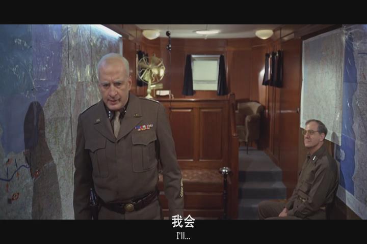 经典电影—巴顿将军
